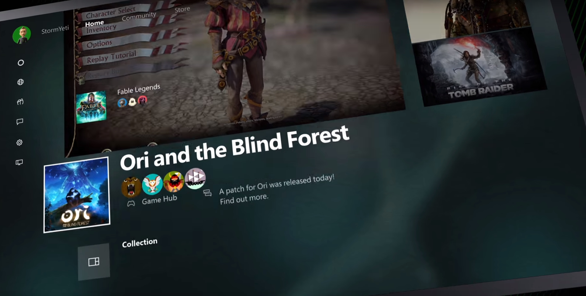 Xbox One Experience: A true example of good UI